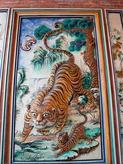 IMG_0524 tiger as 3D mural