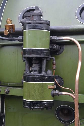 Westinghouse air brake pump the