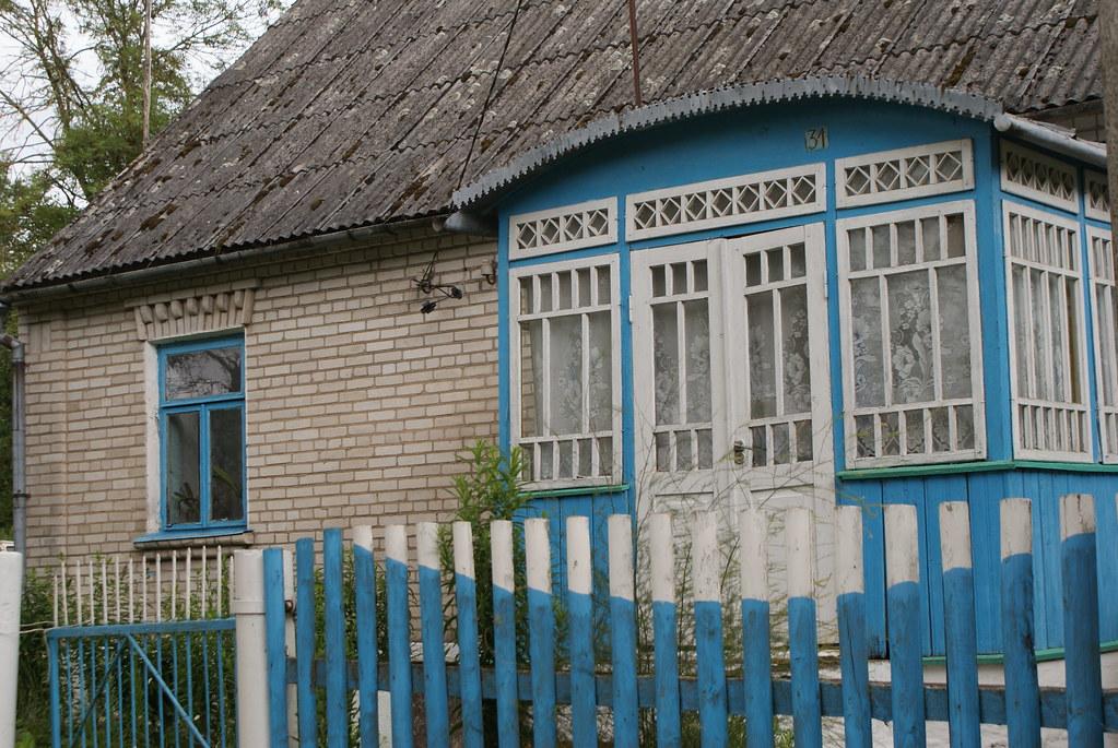 J'adore les entrées des maisons à la campagne.