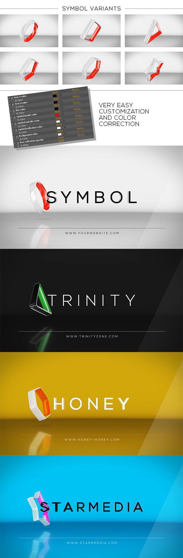 Symbol Logo Reveal