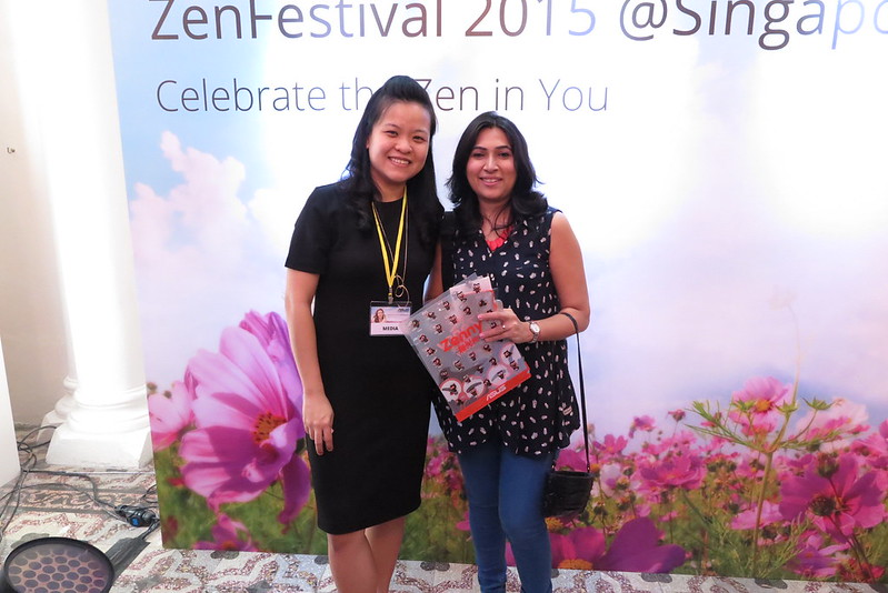 ASUS ZenFestival Singapore on The Loving Mum