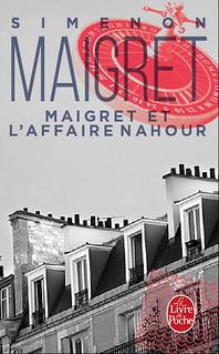 France: Maigret et l'affaire Nahour, paper publication