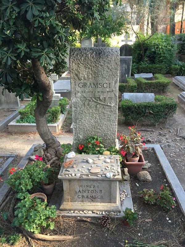 葛兰西之墓