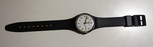 1984 swatch fourth strap | by smallritual