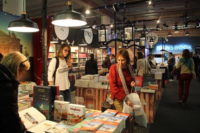 PKJ - Salon du Livre et de la Presse Jeunesse de Montreuil