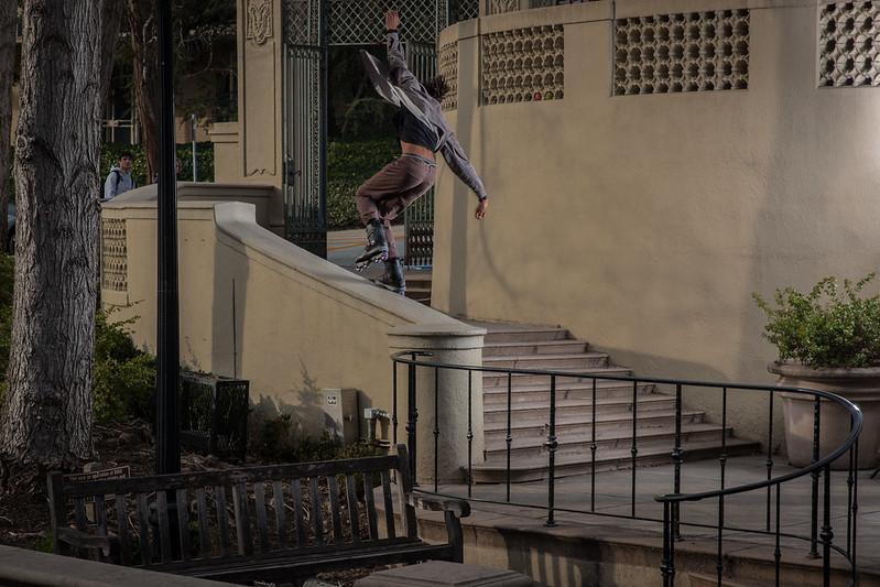 Philip Moore / Truspin Alley-oop Negative Makio / Piedmont