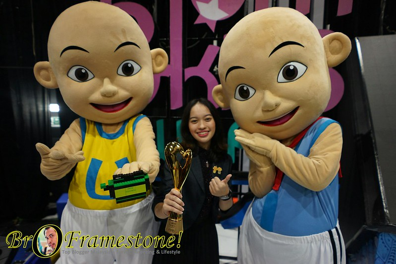 Upin & Ipin Menang Anugerah di MNCTV Mom & Kids Awards 2016 Indonesia