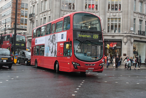 Arriva London South DW278 LJ59LXB