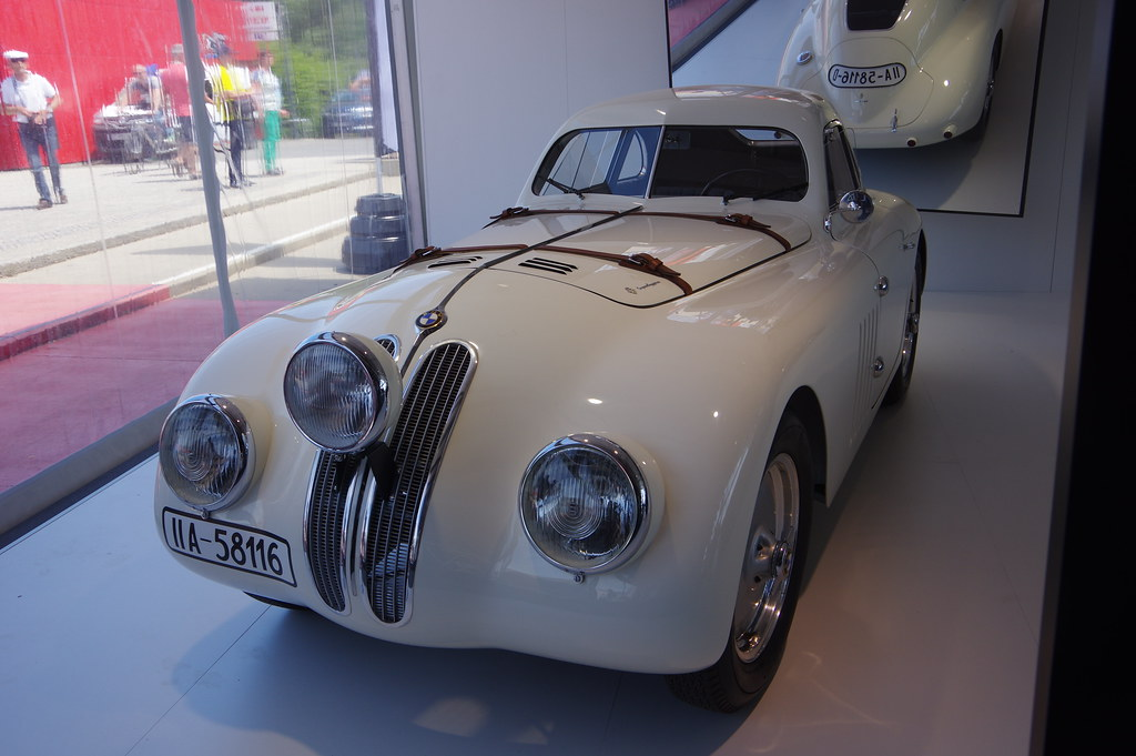 1939 BMW 328 Touring Coupe | Le Mans Classic 2016 This car i… | Flickr