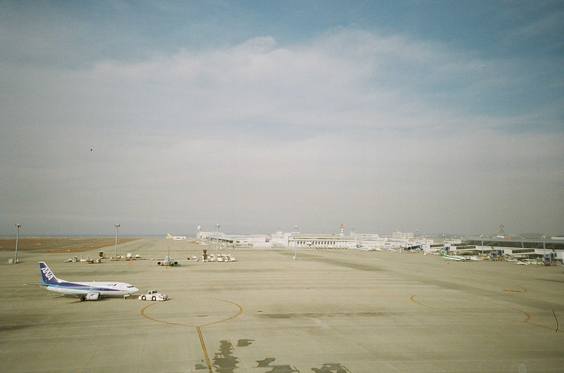 Chubu Centrair International Airport / NGO