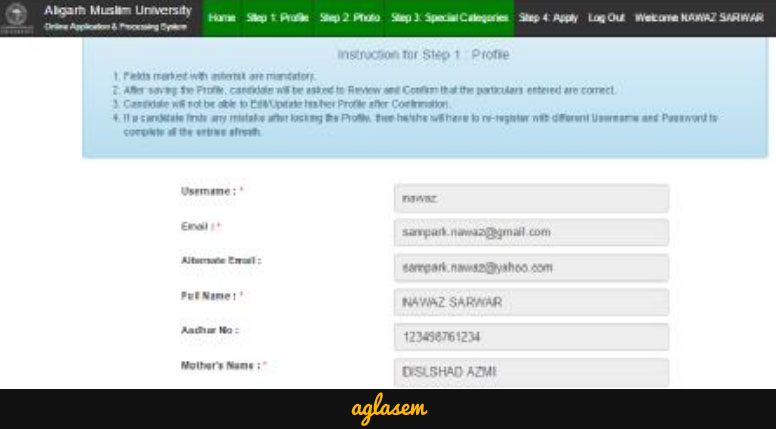 AMU Application Forms 2018 (amucontrollerexams.com)   Apply Online and Download Forms