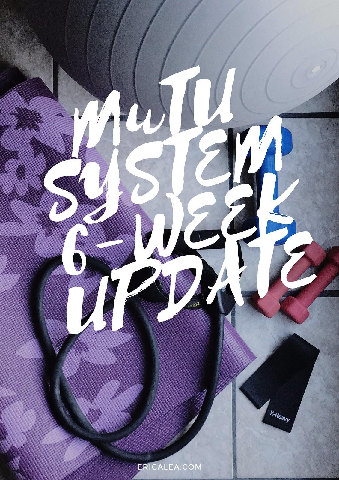 MuTu System 6-Week Update
