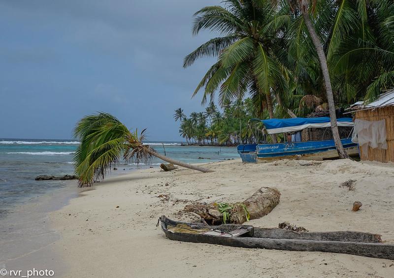 Isla Naranjo Chico, Islas San Blas, Panamá