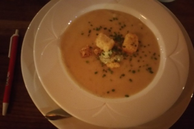 Dine Out Vancouver 2017 - Burnaby Mountain Clubhouse - Bacon & Potato Soup
