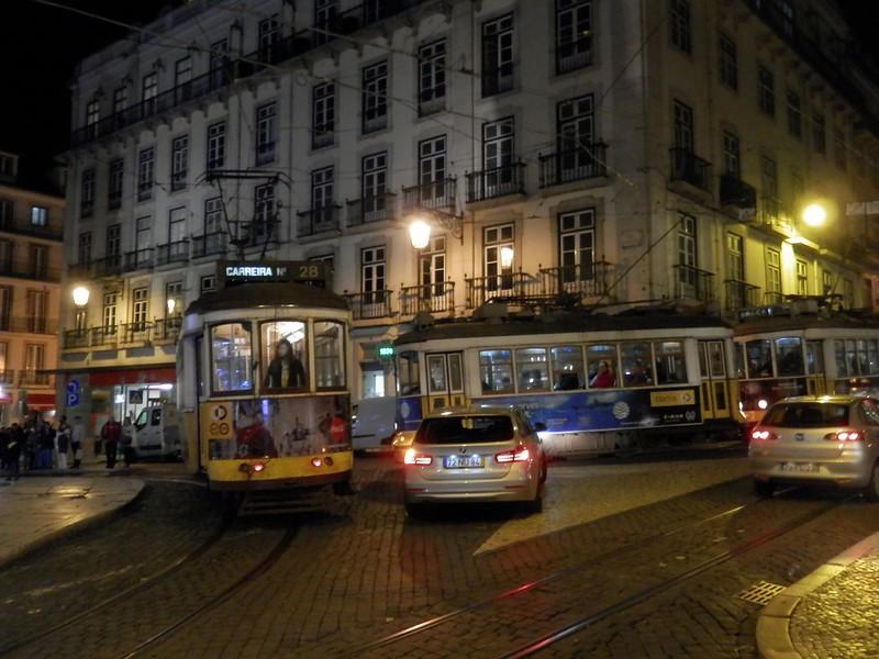 Cruce de tranvías