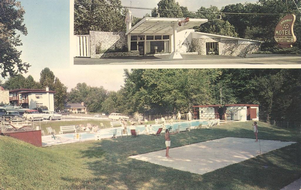 Camargo Lodge Motel - Cincinnati, Ohio