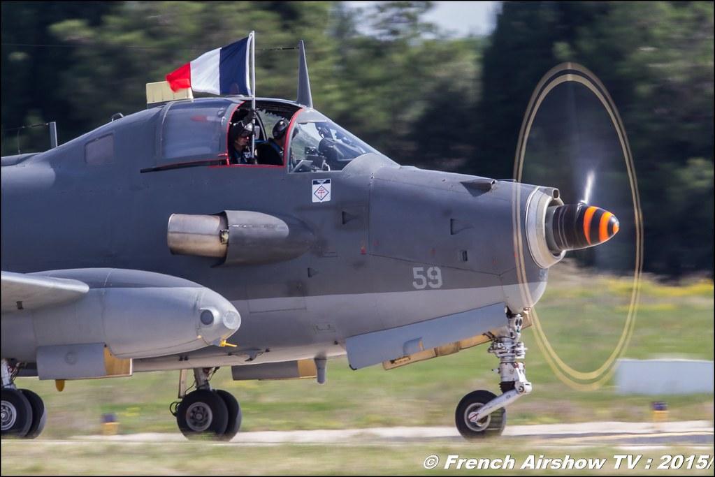 Bréguet 1050 Alizé, Alizé Marine 59 , L'association Alizé Marine , , Feria de l'air 2015,BAN Nimes-Garons, Feria de l'air nimes 2015, Meeting Aerien 2015