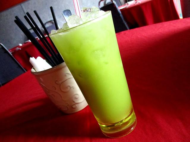 Ruby Restaurant kedondong juice