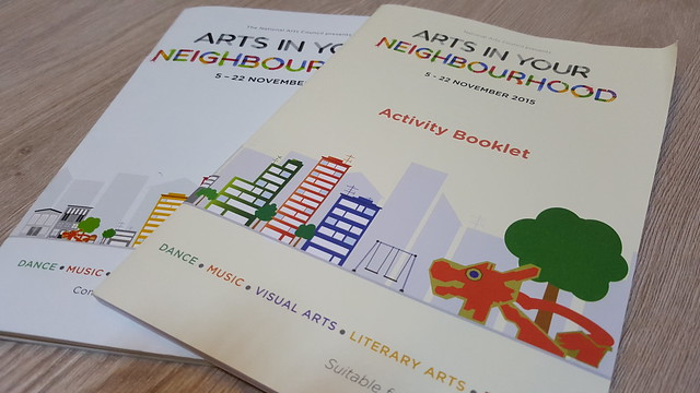 [NEW] Arts in Your Neighbourhood Activity Booklet (meant for 9yos & above)