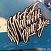 Street Stickers Key West - 8969