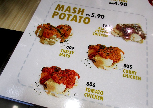 Potato Story mash potato