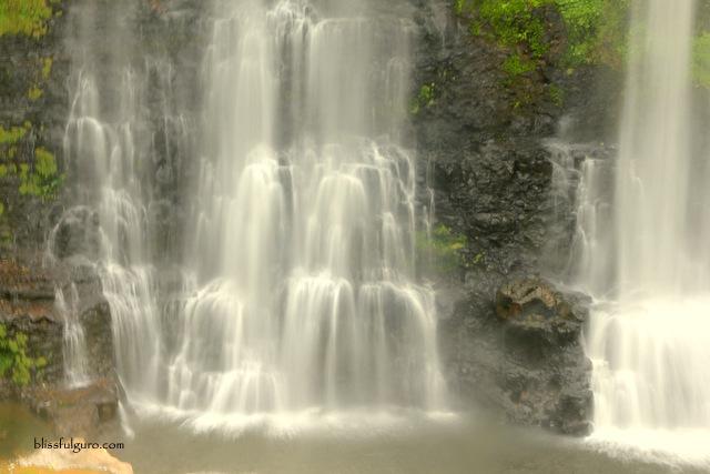 Tad Yueang Waterfalls Bolaven Plateau Laos