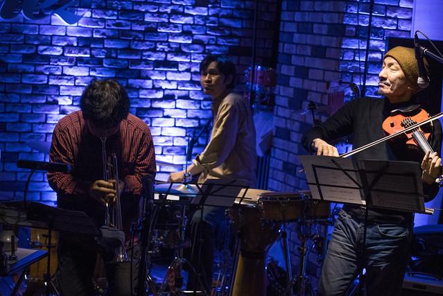 Satoko Fujii Quartet live at Cortez, Mito (Japan), 22 Dec 2016 -00993