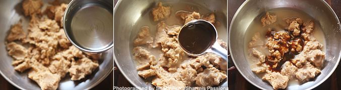 How to make Karupatti Paniyaram Recipe - Step3