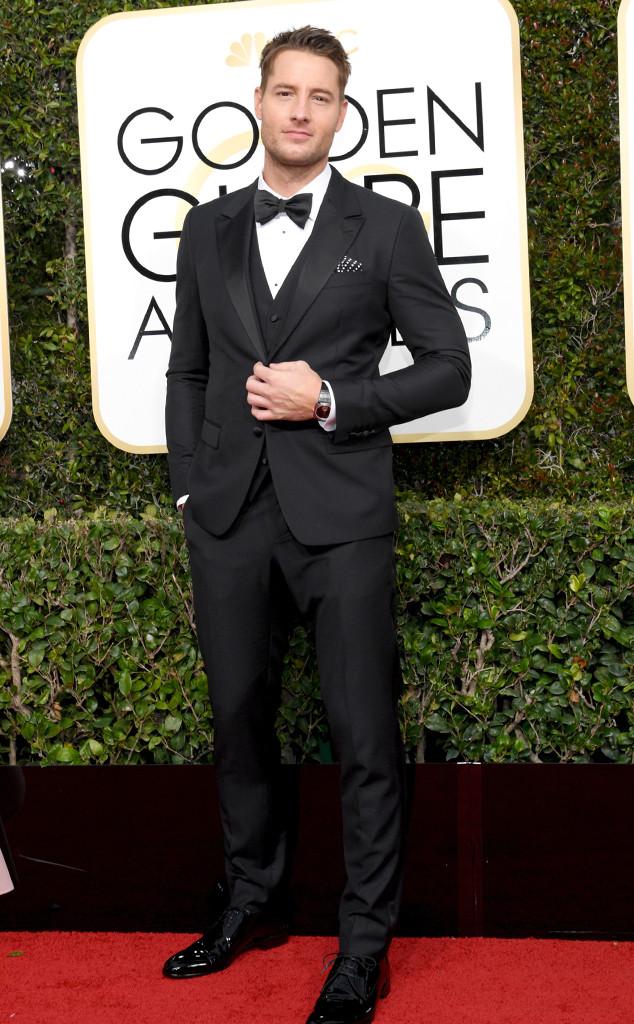 Justin Hartley In Dolce & Gabbana
