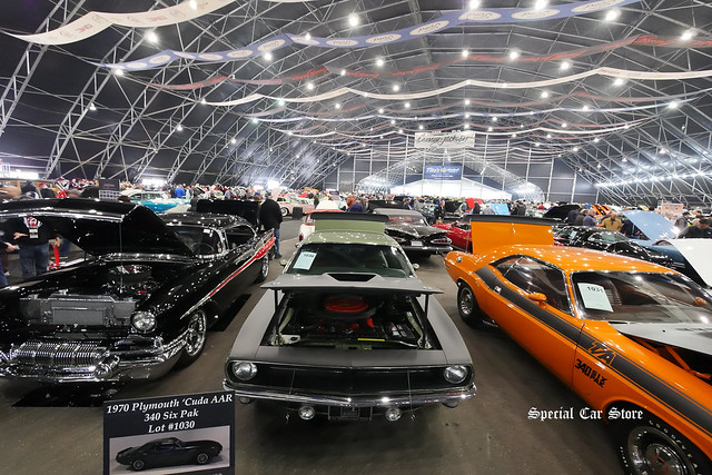 Barrett-Jackson Auction Scottsdale 2017