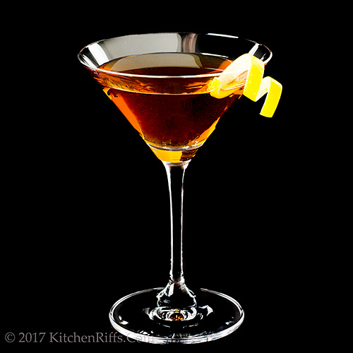 Blackthorn Cocktail