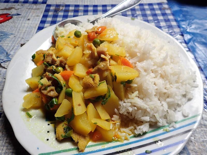 Cau-cau, plato típico peruano.