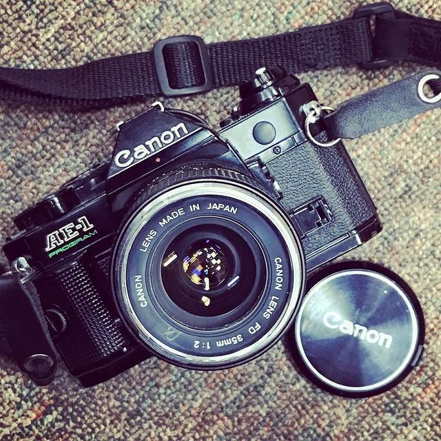 Canon FD 35mm f2 凹玉版的世界