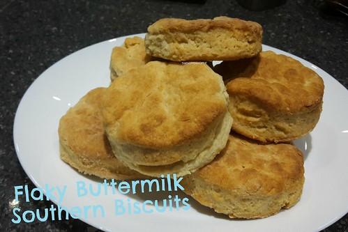 Flaky Biscuit Recipe
