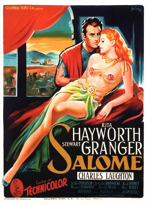 Salome - Poster 3