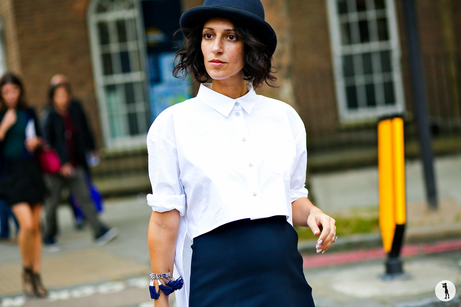 Yasmin Sewell - London Fashion Week SS15 (1)