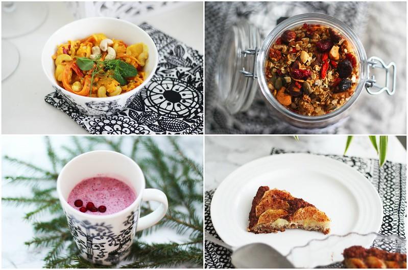 terveellistä ja hyvää ruokaa blogi