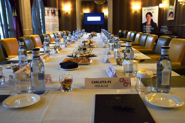 Segunda reunión de CEO Talks con Carlota PI