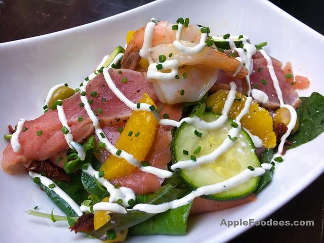 Brotzeit German Bier Bar & Restaurant - Seafood Salad small