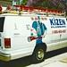 Kizen Plumbing Van