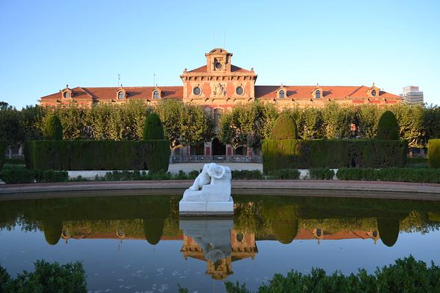 Qué hacer y ver en Barcelona - Parque de la Ciutadela