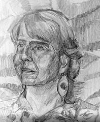 María Cabanyes / Shah Pari by simone geerligs
