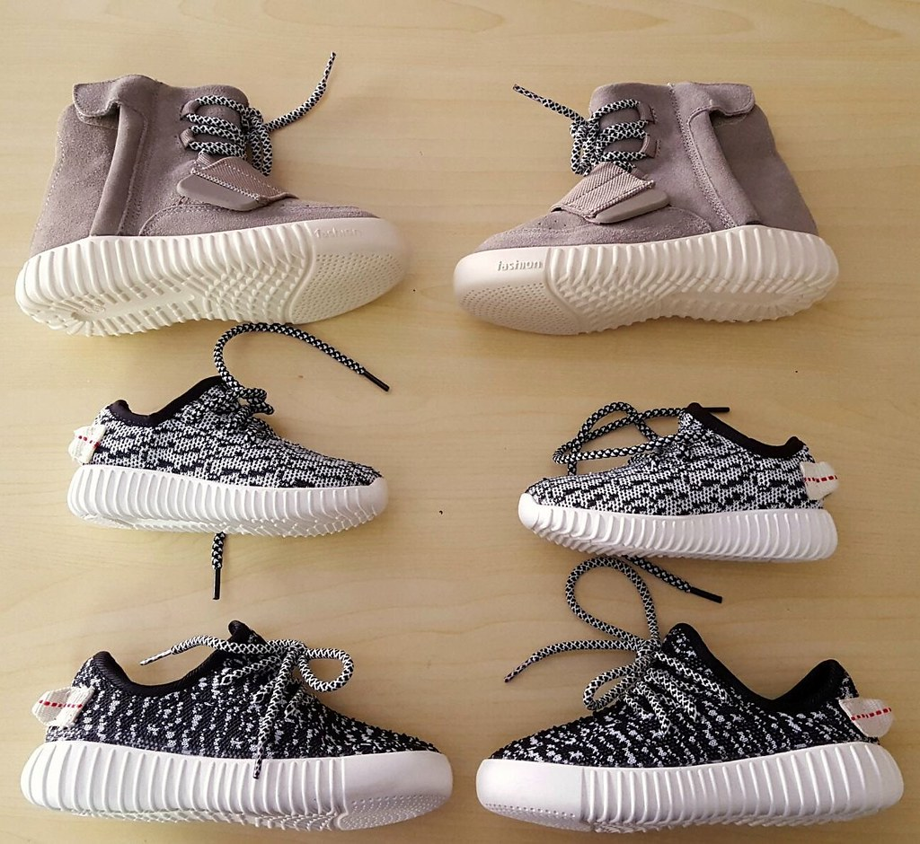 Kids Adidas Yeezy