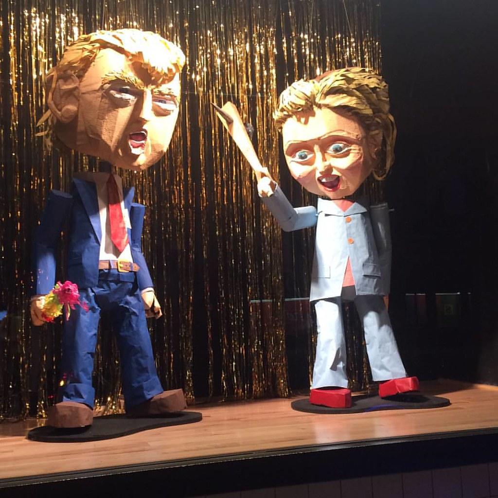 Hillary vs. Trump