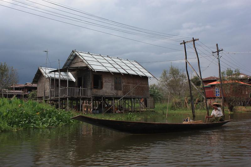 Инле,Бирма