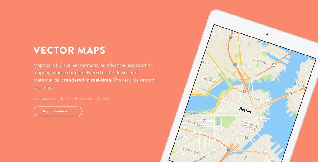 Maps   Mapbox