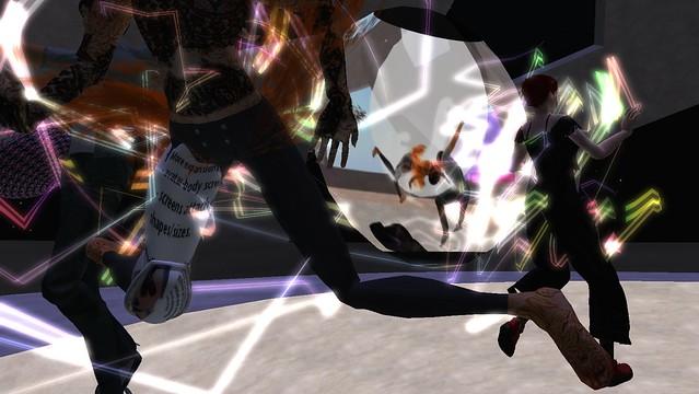 NoSense dancing 8