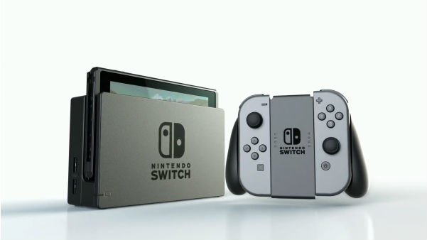 Nintendo Switch : Pre-order available