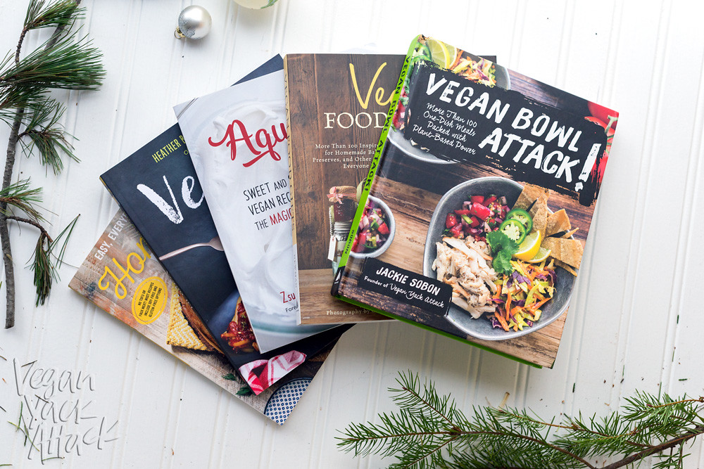 Vegan Gift Guide + Homemade Treats - Great ideas for giving the right (vegan) gifts this year! Cookbooks, homemade liquor, a giveaway and more!