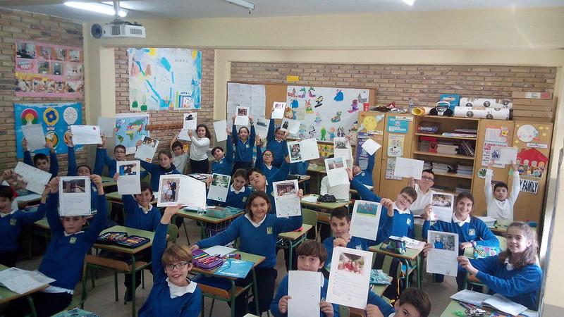 Erasmus+: Escribimos a nuestros partners